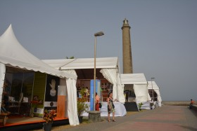 Del 7 al 16 de agosto Maspalomas celebra su 8ª Feria de Artesanía