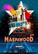 cartel carnaval 2016 MASPALOMAS