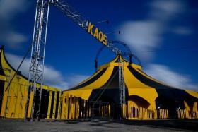 foto circo Kaos