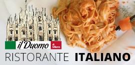 Restaurante Il Duomo di Milano